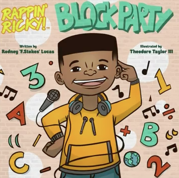 Rappin' Ricky Inspires Kids With Hip Hop