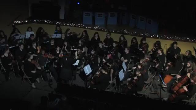 Riverside Brookfield High School Holiday Concert 2018: Patapan