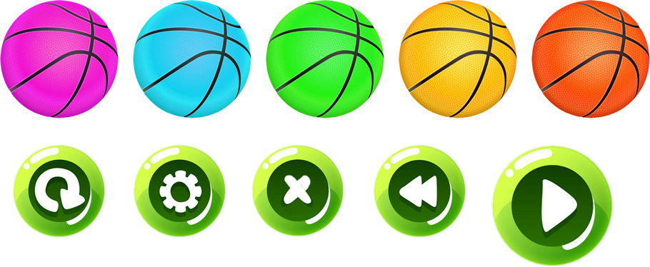Basketball (Admob + GDPR + Android Studio) - 2