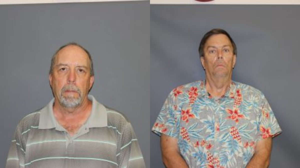 Over 80 felony charges filed against two men in Seneca County sex abuse investigation