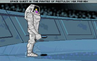 Space quest 3: the pirates of pestulon download (1989 adventure game).
