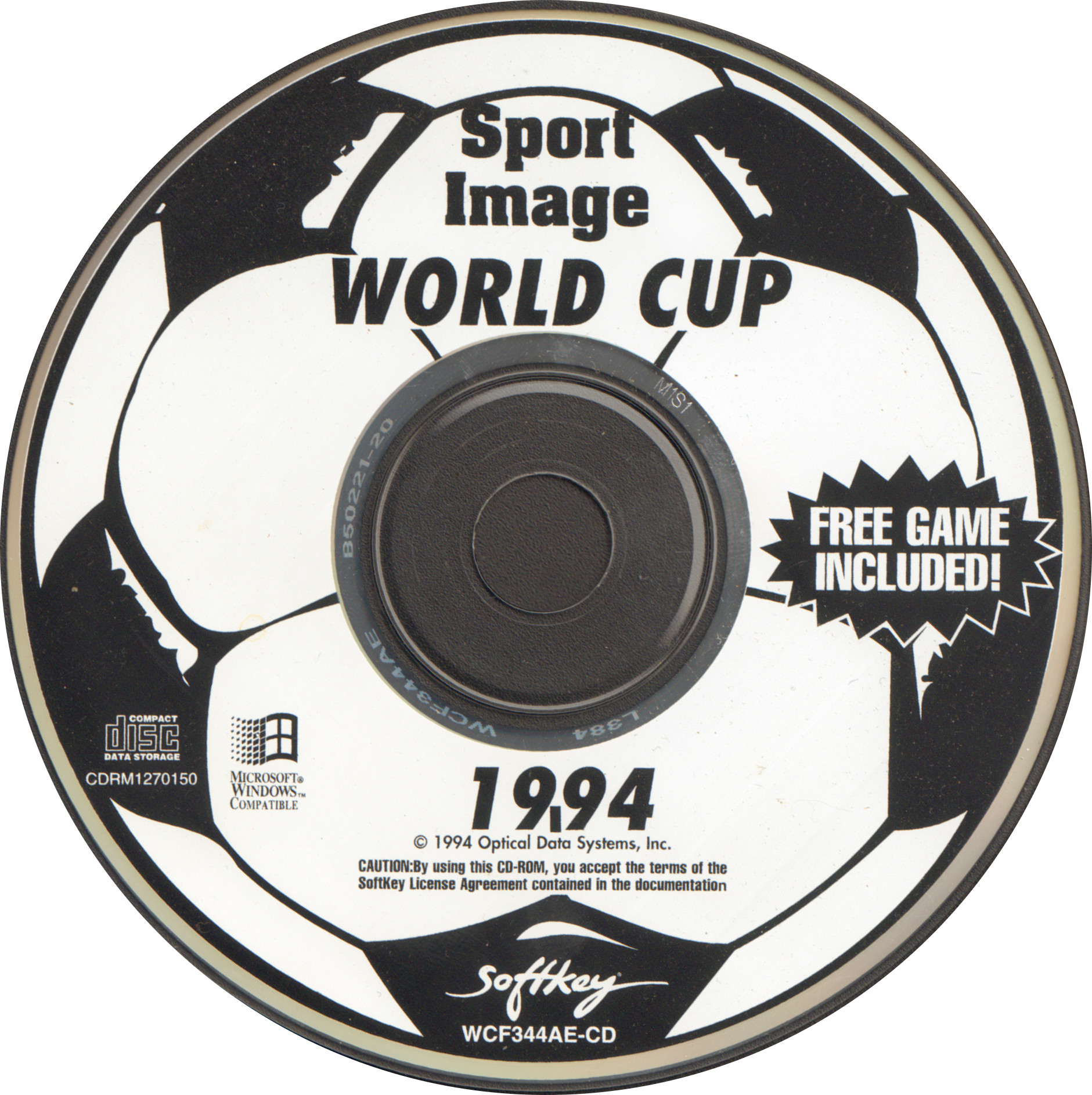 Sport Image: World Cup 1994 : Softkey : Free Download, Borrow, and