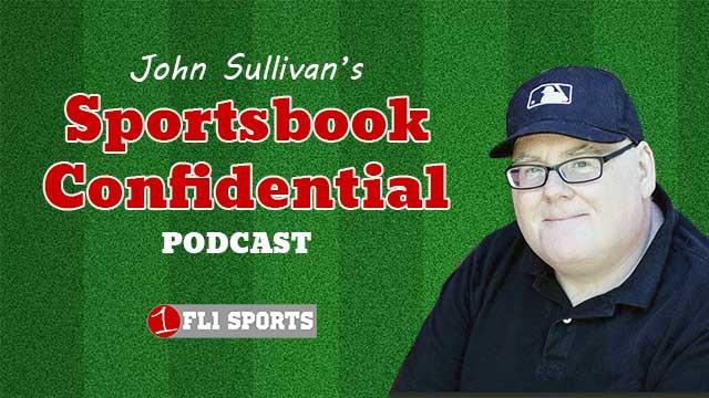 SPORTSBOOK CONFIDENTIAL: John Sullivan is prepped for NFL Week #1 (podcast)