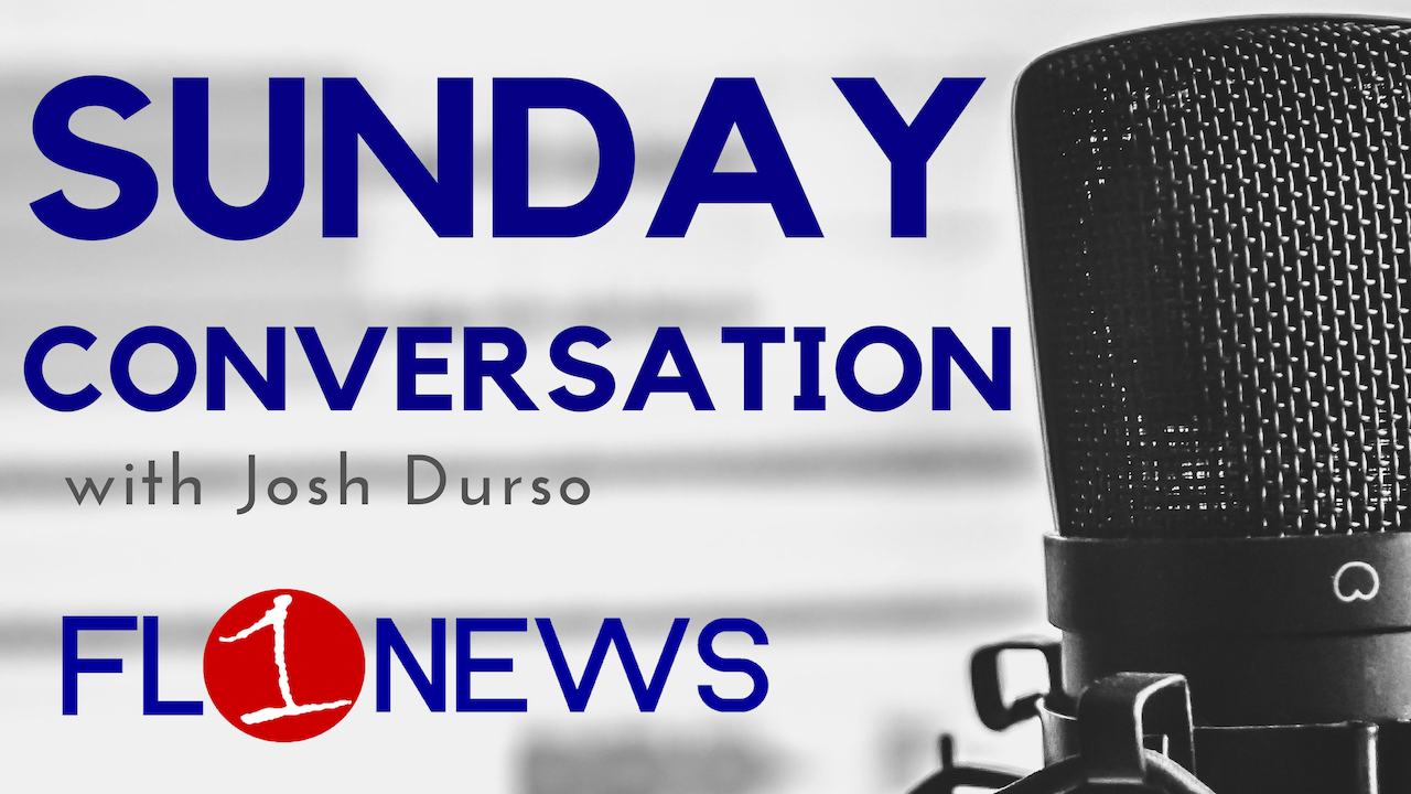 W. Casey McDonald on 'Life of the Party' effort .::. Sunday Conversation 3/17/19