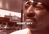 Still frame from: The Beat Within: Hanif Bey