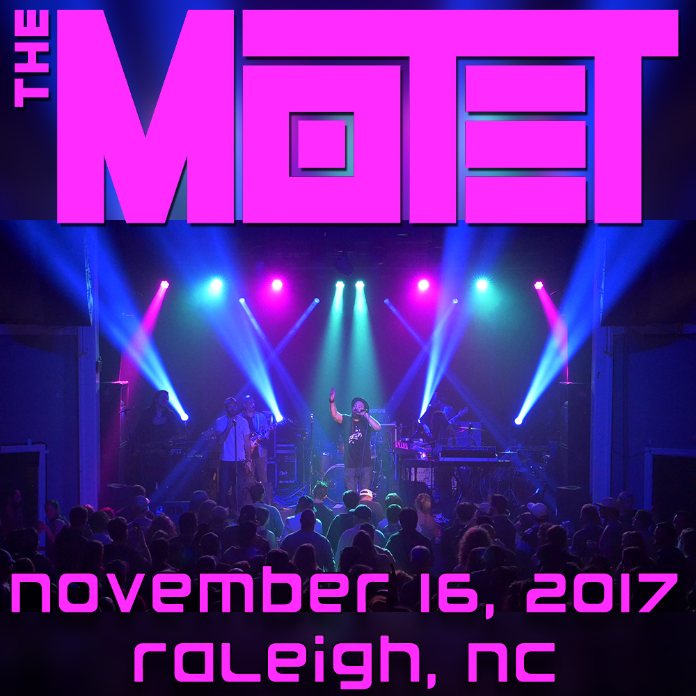 The Motet Live at Lincoln Theatre on 2017-11-16 : Free Download