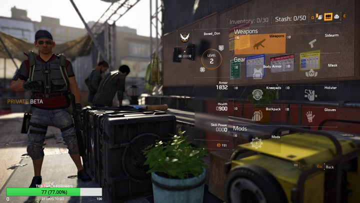 TKB Play's - Tom Clancy's The Division 2 Beta
