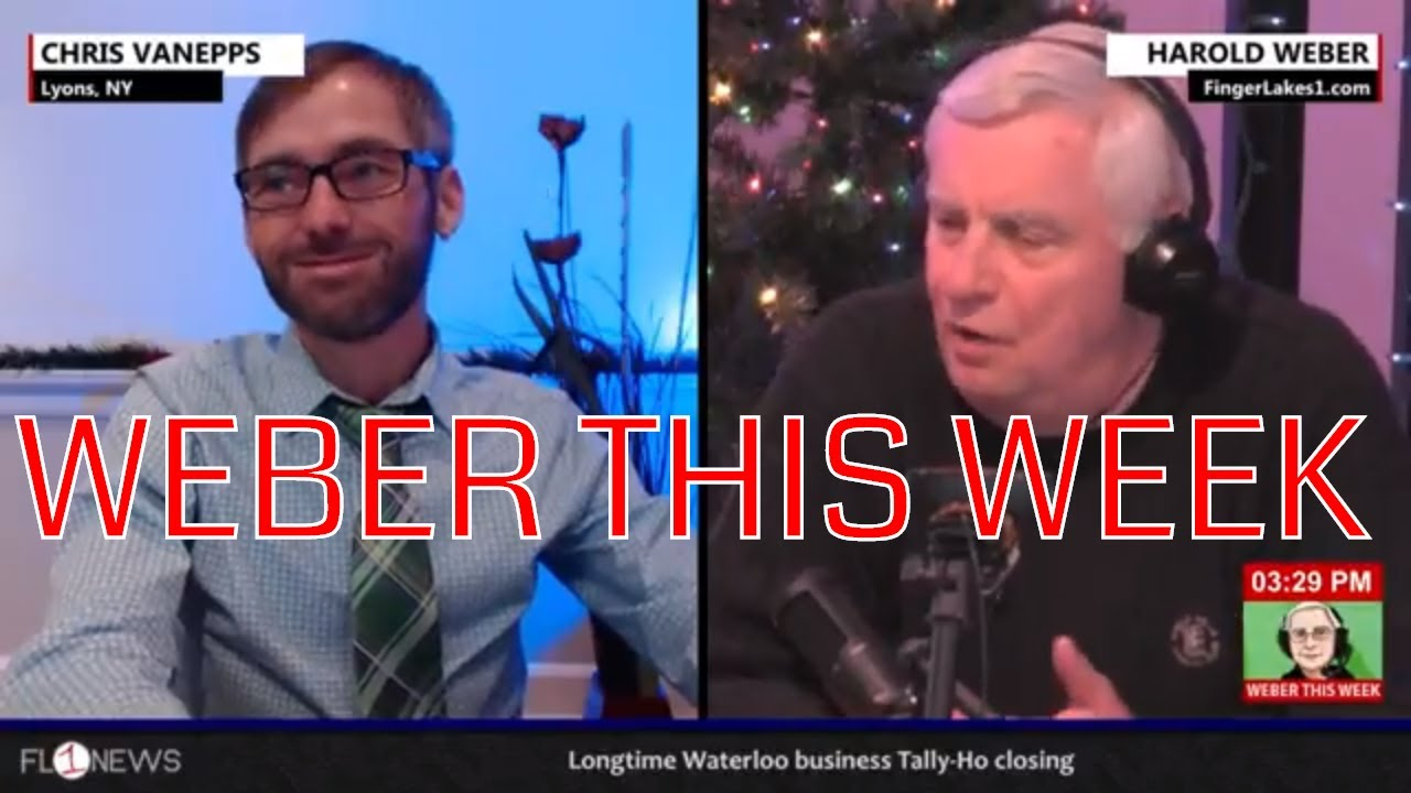 WEBER THIS WEEK: Meet Christopher VanEpps of Maitre D' at Trombino's in Lyons (podcast)