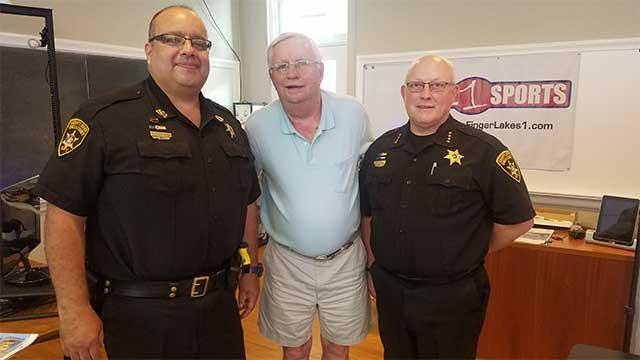 WEBER THIS WEEK: Seneca County Sheriff's Deputy Frank Eldredge & Mobile DARE Program (podcast)