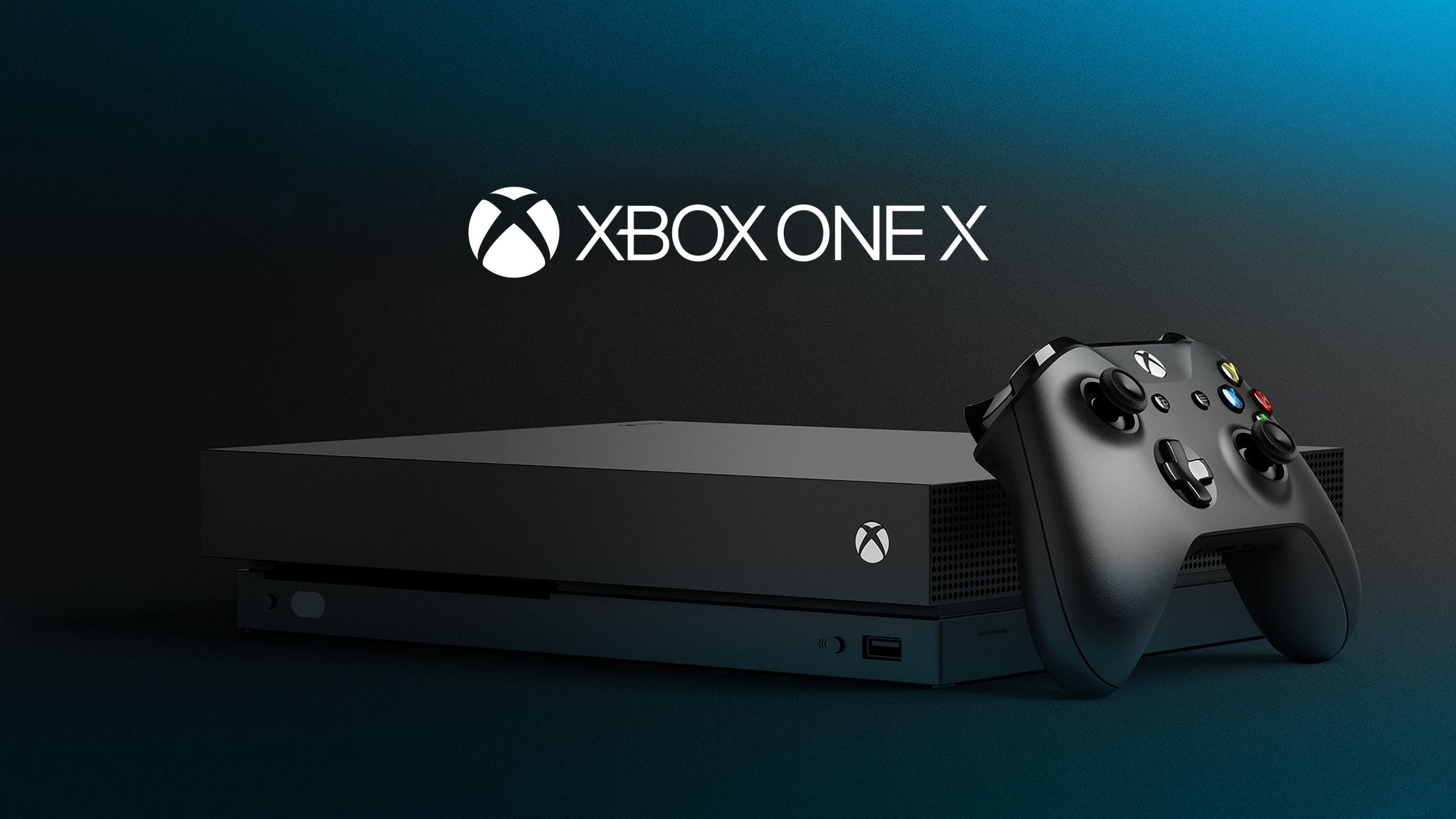 xbox-one-x-2560x1440-4k-gaming-console-microsoft-7887 : Free