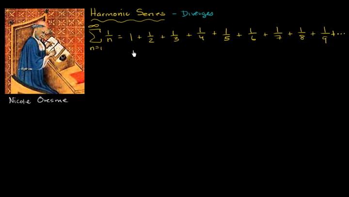 Proof: harmonic series diverges | Series | AP Calculus BC | Khan Academy