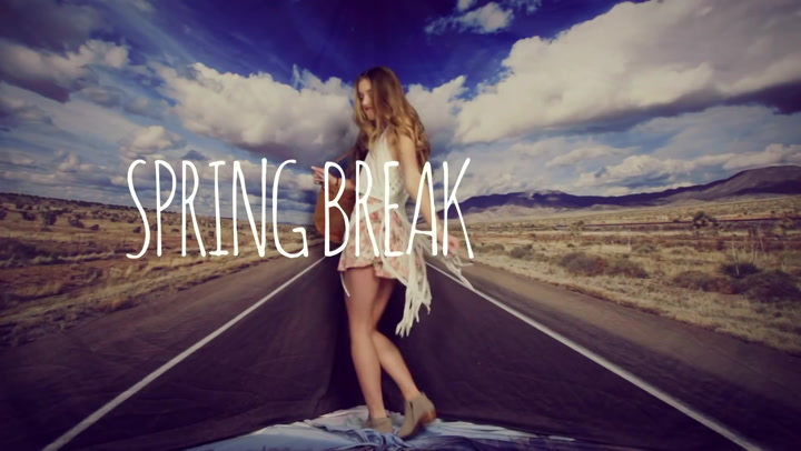 Spring Break! An MTV FORA Look Book | MTV FORA