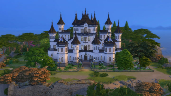 Our First Princess Sims 4 Disney Princess Legacy Challenge 1