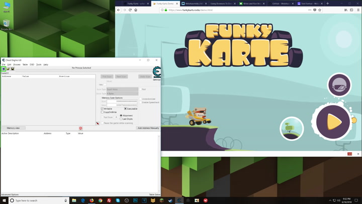 Webassembly Game Engine