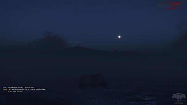 ArmA 3 - 'Night' Showcase (ArmA 3 Beta Gameplay)