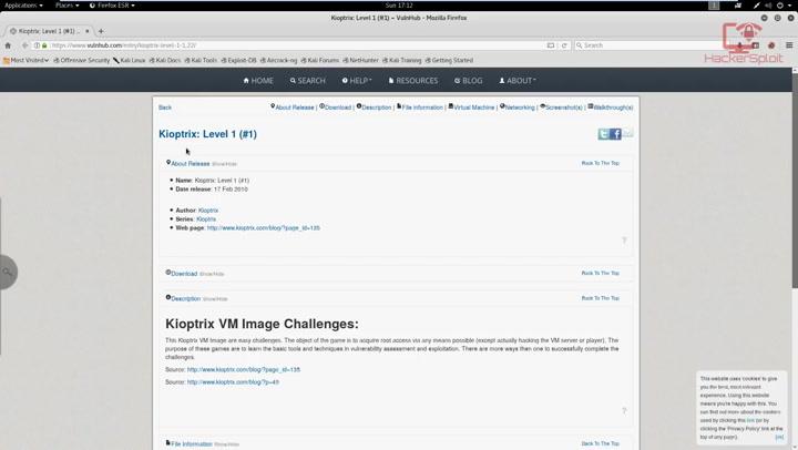 Kioptrix Level 1 CTF Walkthrough - Boot-To-Root