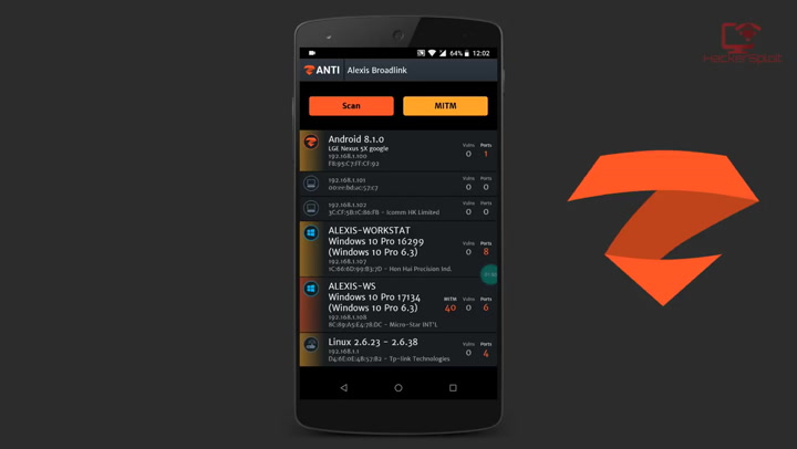 Android Hacking With zANTI - MITM & Vulnerability Assessment