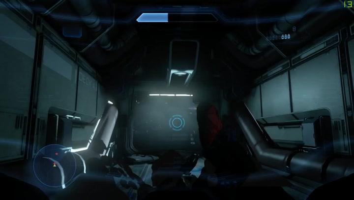 Halo 4 - Xenia X360 Emulator - Dawn (again, VRAM leak fix)