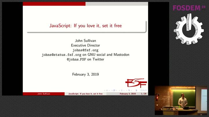 JavaScript: If you love it, set it free