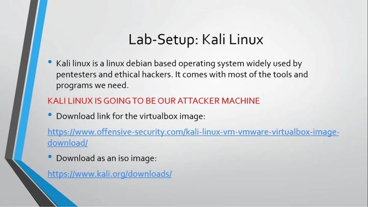 Installing Kali Linux Using a Pre-built Image! Start Ethical Hacking 2019