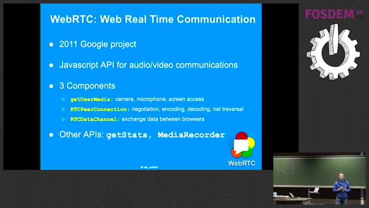 Asterisk WebRTC frontier: make client SIP Phone with sipML5 and Janus  Gateway Analyzing a real proj…