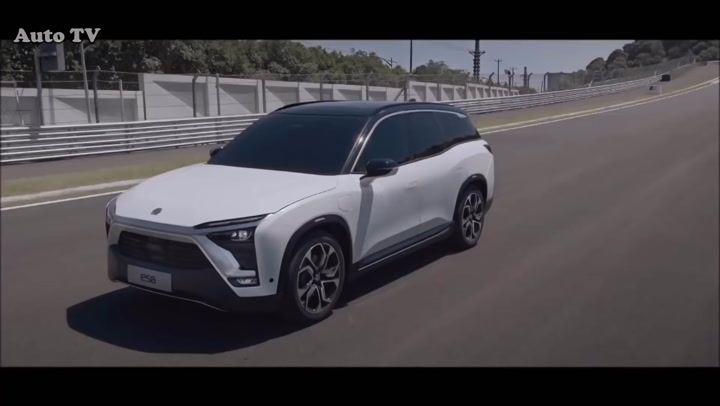 2018 Nio Es8 Full Review Half The Price Tesla Model X