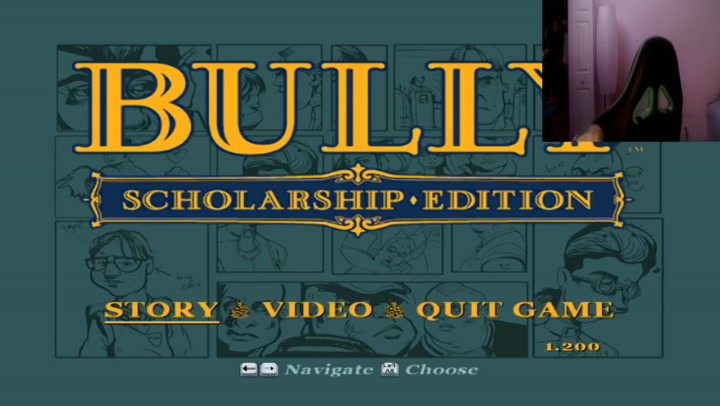 Ice Poseidon plays bully scholarship edition  Part 1 [VOD: 20-04-16]