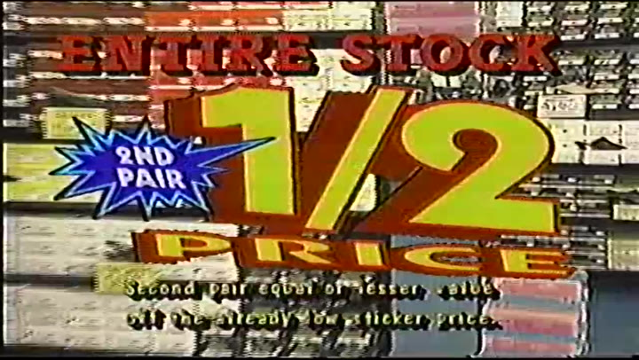 6a1b79fb0f8 Shoe Carnival Commercial (1995)   augustv123   Free Download