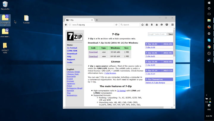 How to Extract and Compress Files with 7Zip Tutorial | ZIP TAR 7Z GZIP