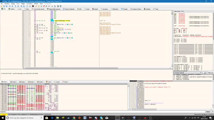 Cracking the new Steam Stub drm with x64dbg [Learning Cracking]