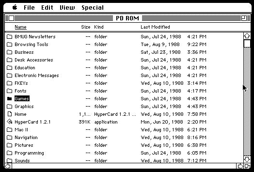 BMUG PD-ROM Volume 1 : BMUG : Free Download, Borrow, and Streaming