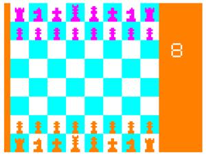 chess tandy radio shack color computer 1980 free borrow