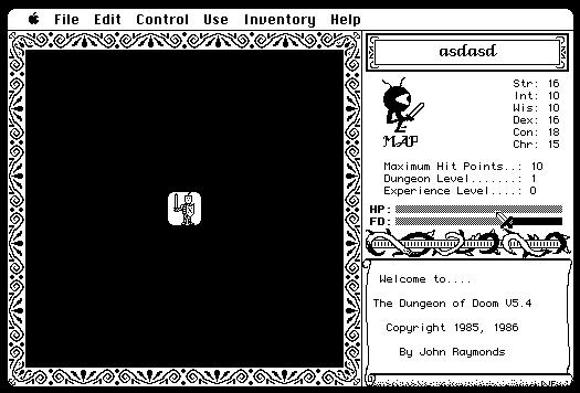 The Dungeon of Doom & The Dungeon Revealed : John Raymonds : Free