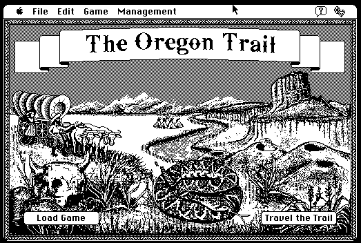 The Oregon Trail : Minnesota Educational Computing