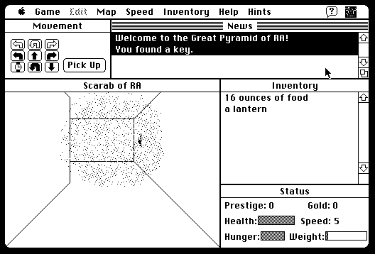 Scarab Of Ra : SemiColon Software : Free Download, Borrow, and