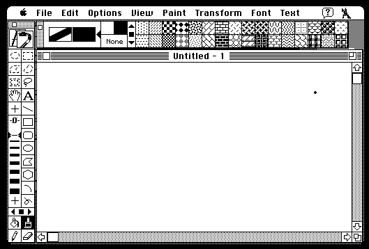 SuperPaint Apple Macintosh : Silicon Beach Software : Free Download