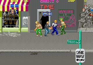 Crime Fighters (World 2 players) : Konami : Free Download, Borrow