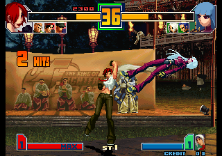 Aca neogeo the king of fighters 2001 for nintendo switch.