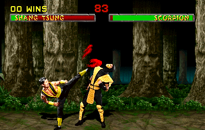 Mortal Kombat II (rev L3 1) : Midway : Free Download, Borrow