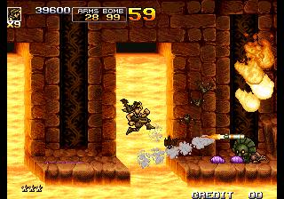 Metal Slug 5 (NGM-2680) : SNK Playmore : Free Download, Borrow, and
