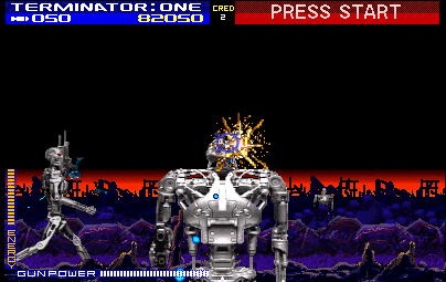 terminator 2 the arcade game online