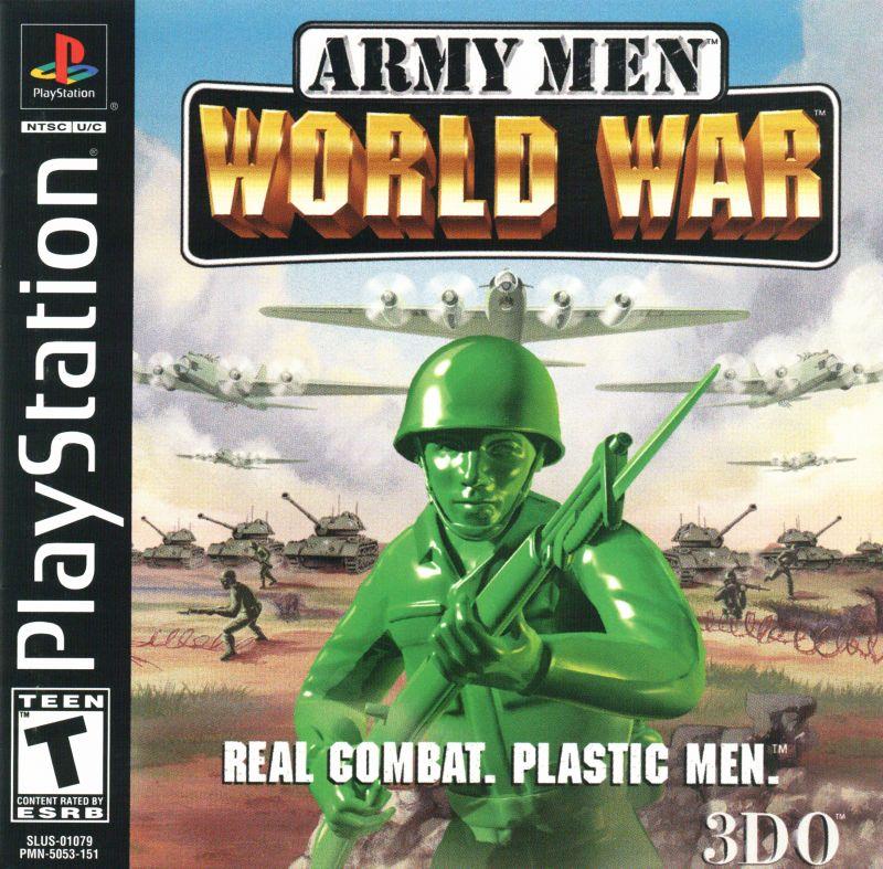 Army men free