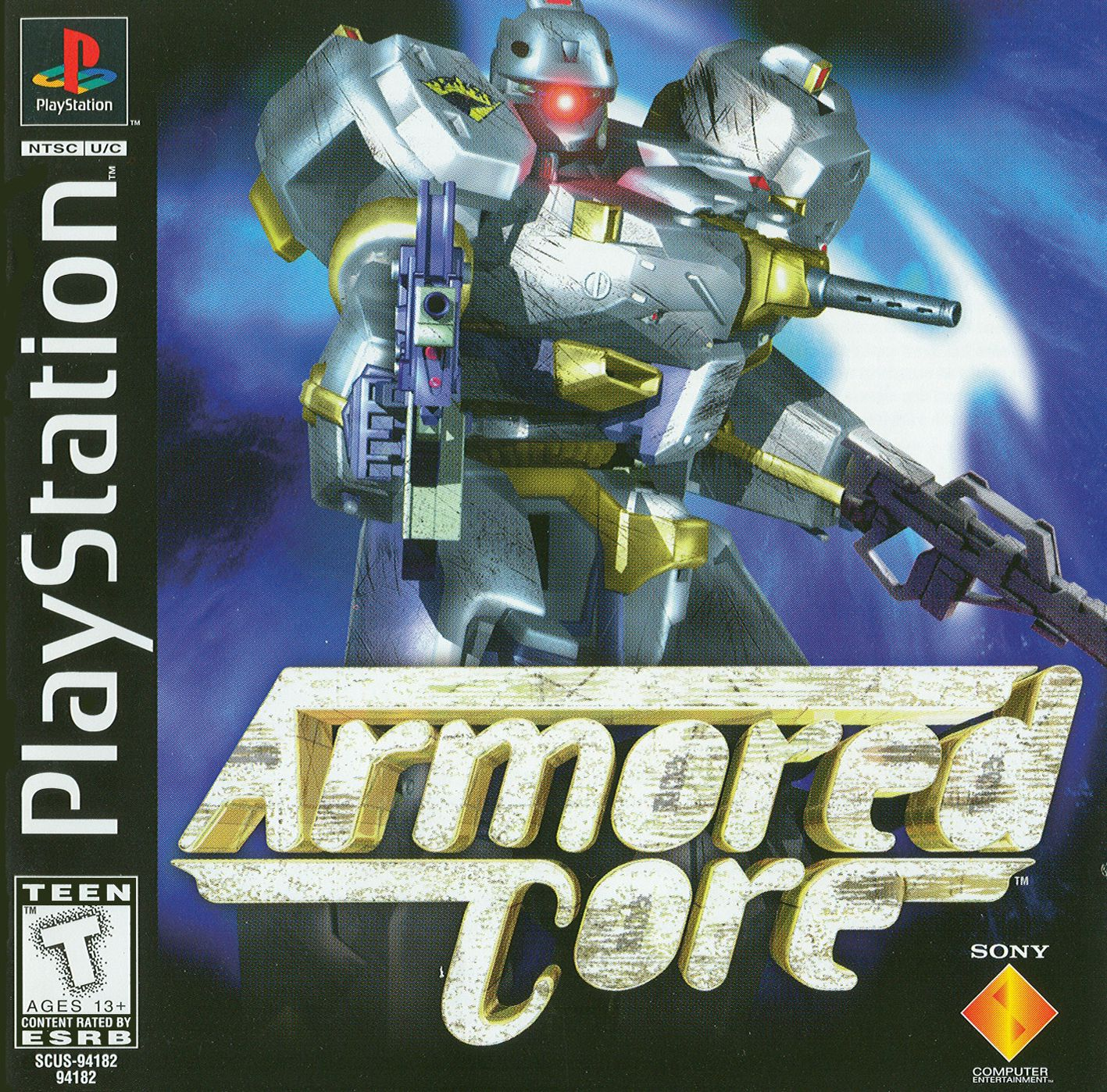 Armored Core (USA) (V1 1) : From Software : Free Borrow & Streaming