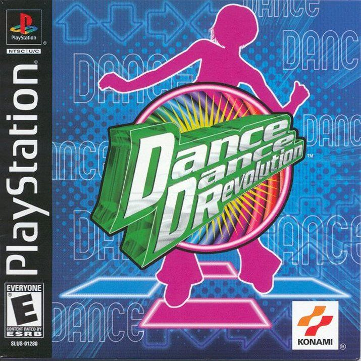 dance dance revolution usa
