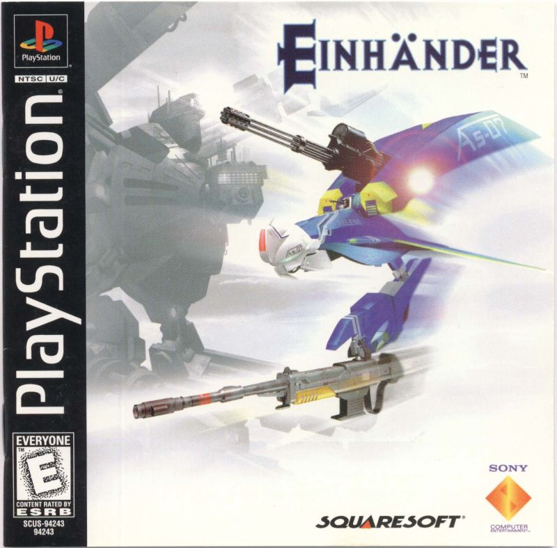 Einhänder (USA) : Sony Computer Entertainment America : Free