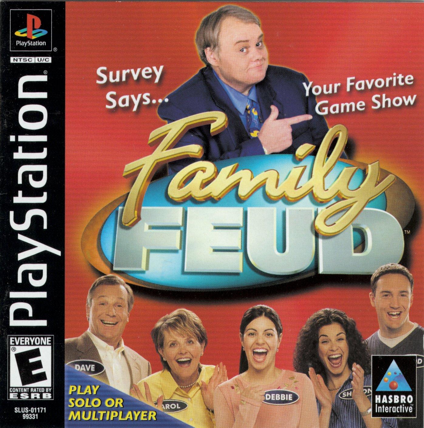 Family Feud (USA) : Hasbro Interactive : Free Borrow