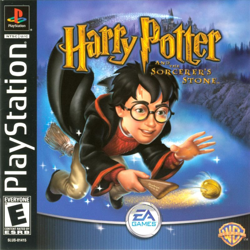 Harry Potter And The Sorcerer S Stone Usa Electronic Arts Free