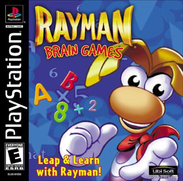 Rayman Brain Games (USA) : Ubi Soft Entertainment Software
