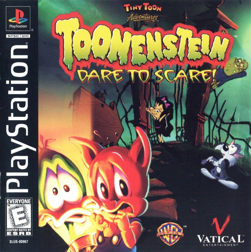 Tiny Toon Adventures - Toonenstein - Dare to Scare! (USA