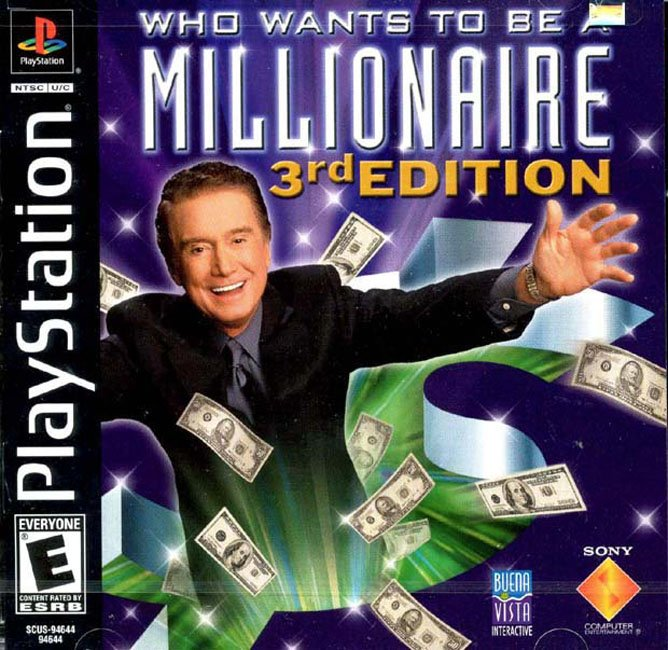 Image result for who wants to be a millionaire america